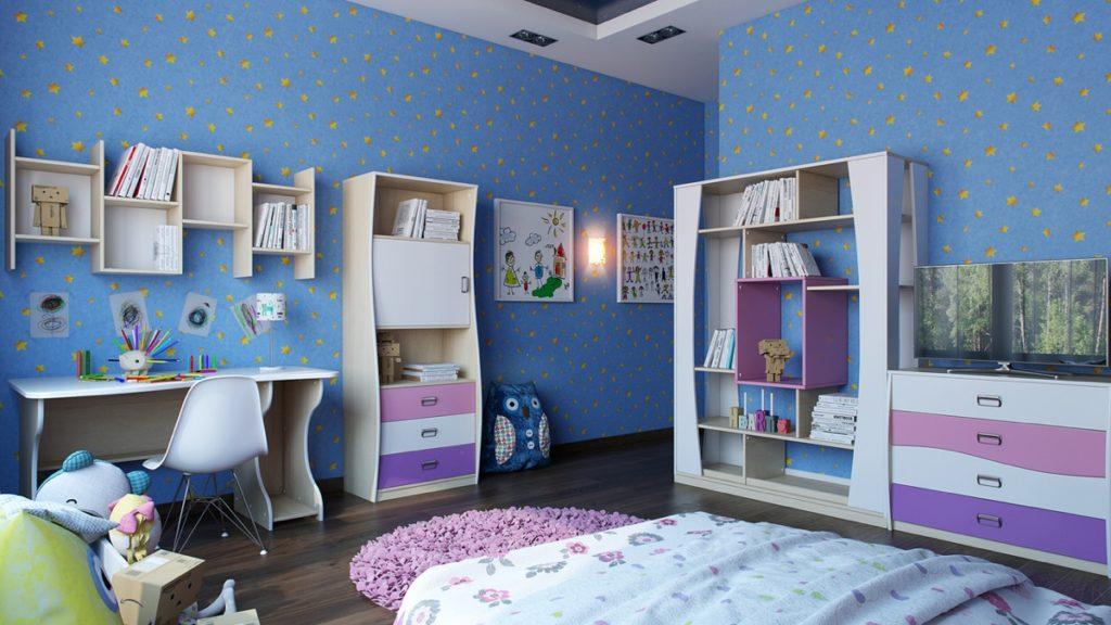 dormitorios de niños artisticos tikinti (1)