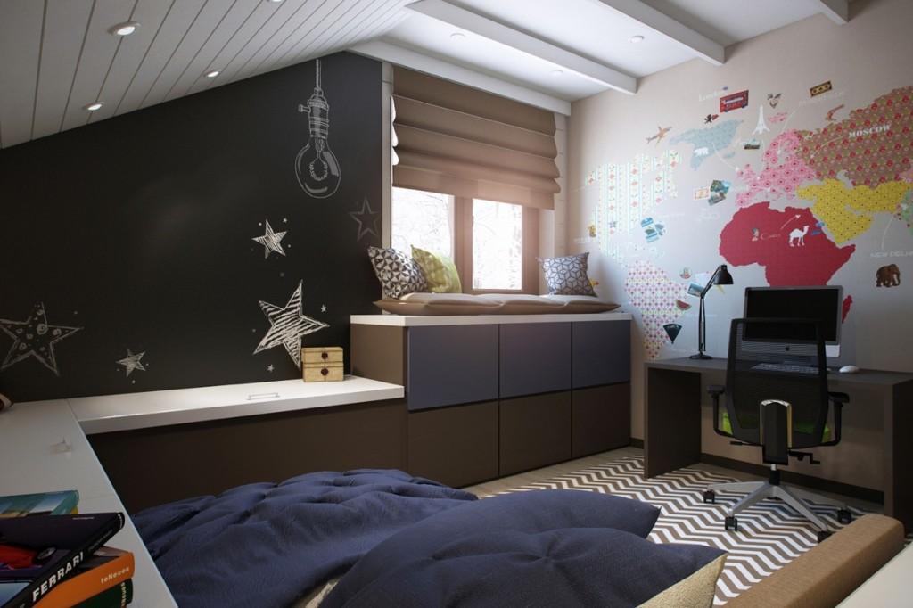 dormitorios de niños artisticos tikinti (11)