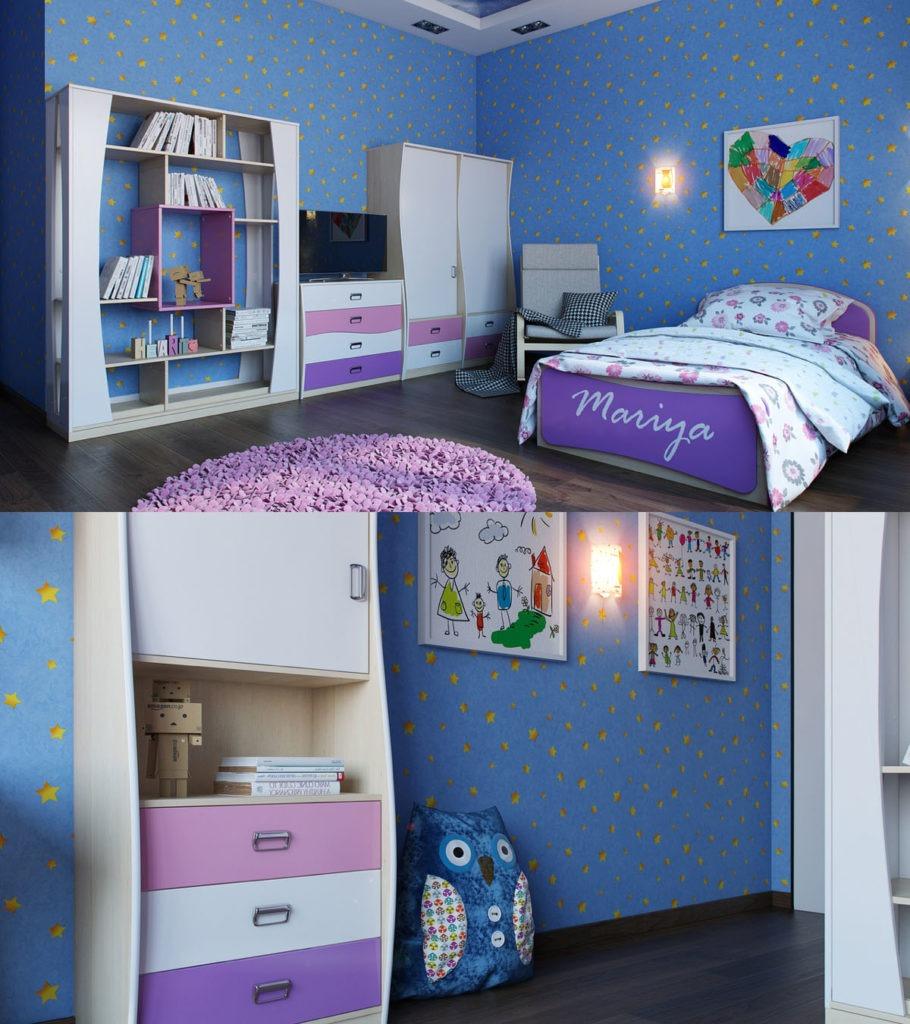 dormitorios de niños artisticos tikinti (15)