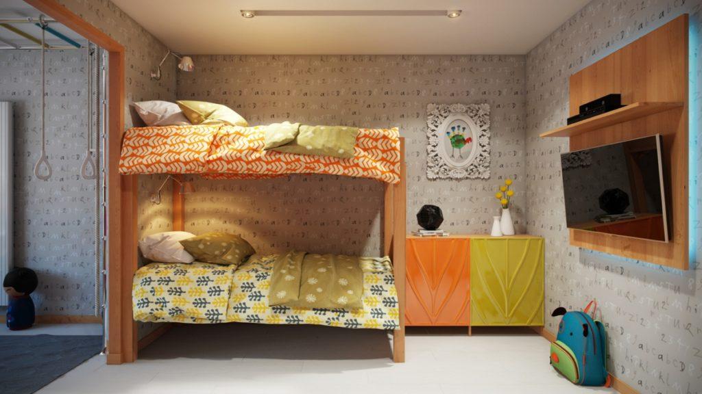 dormitorios de niños artisticos tikinti (16)