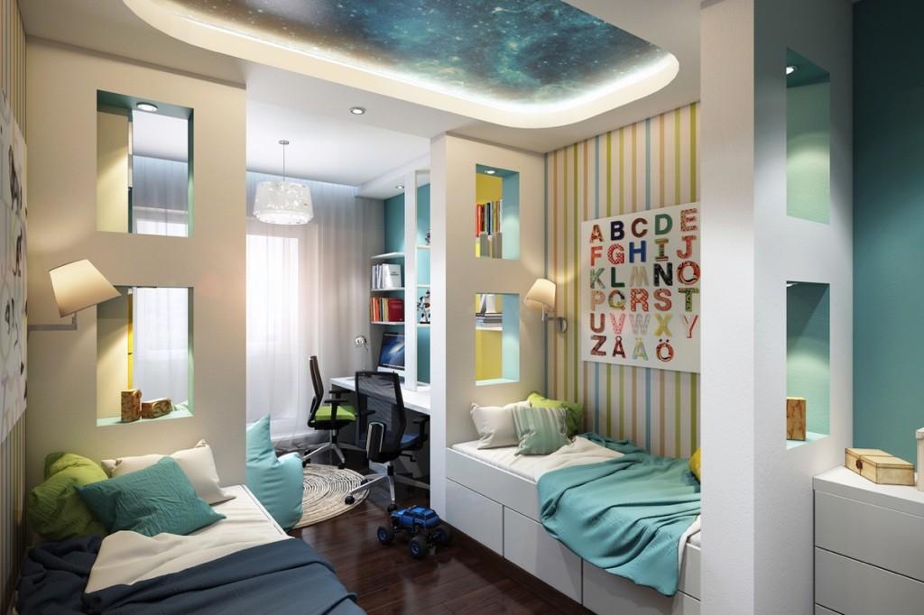 dormitorios de niños artisticos tikinti (20)