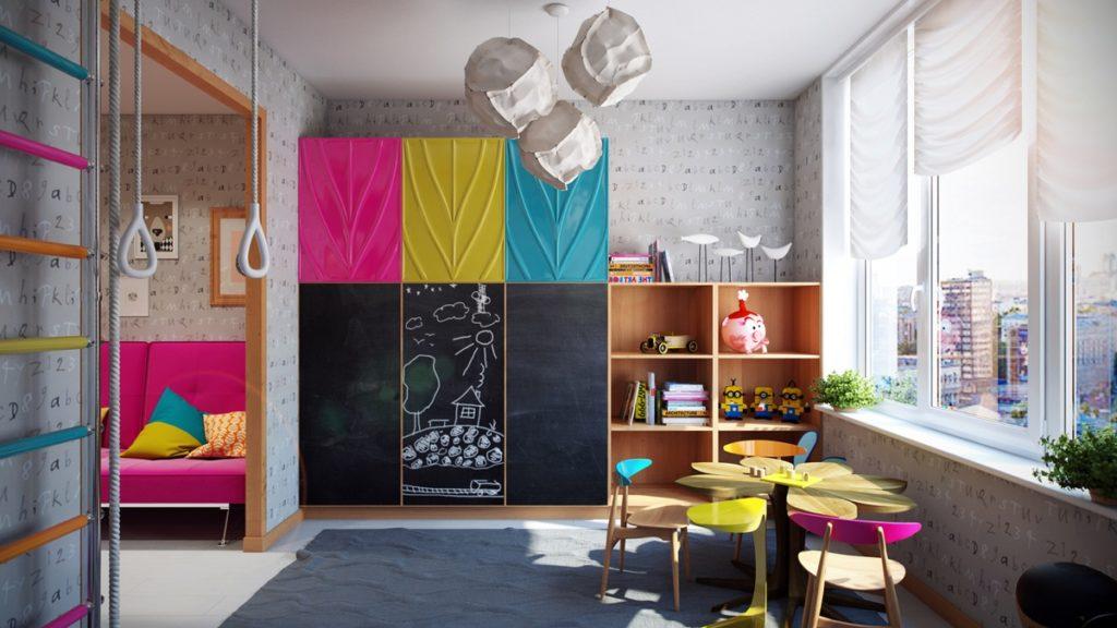 dormitorios de niños artisticos tikinti (23)
