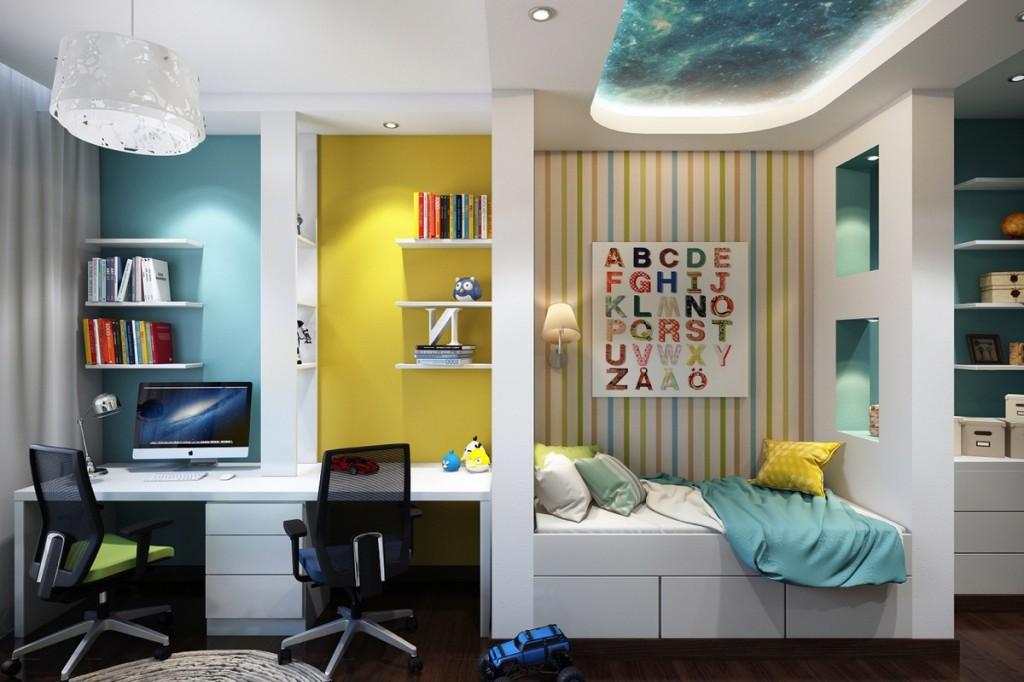dormitorios de niños artisticos tikinti (25)