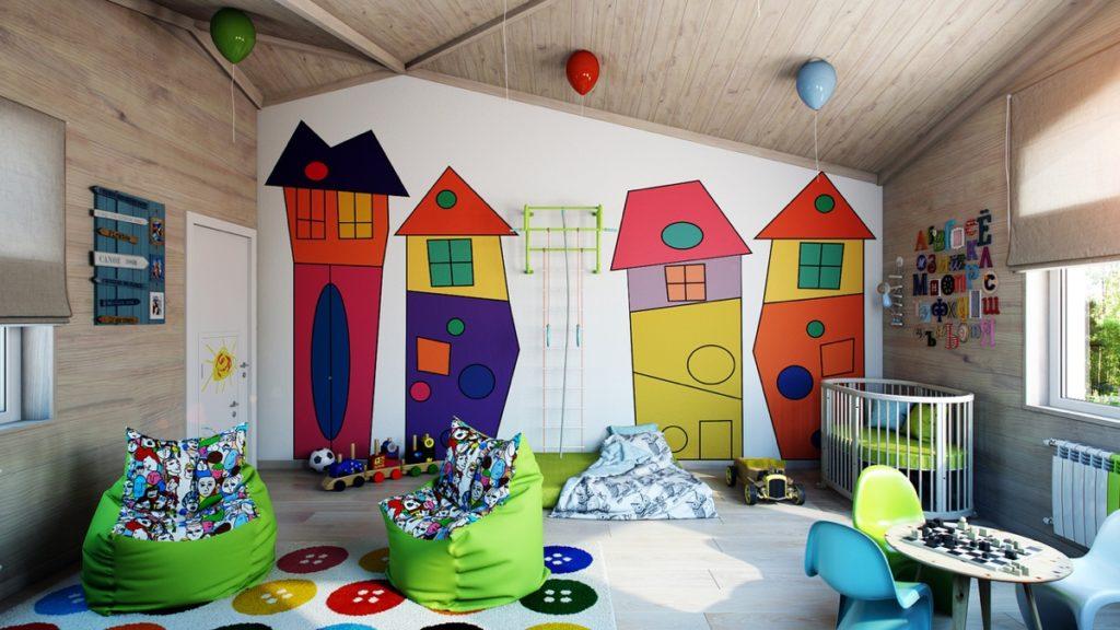 dormitorios de niños artisticos tikinti (3)