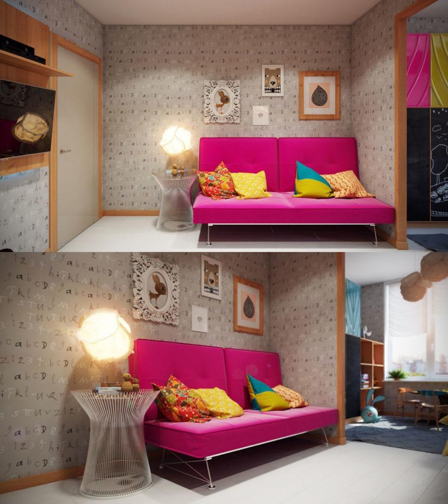 dormitorios de niños artisticos tikinti (31)