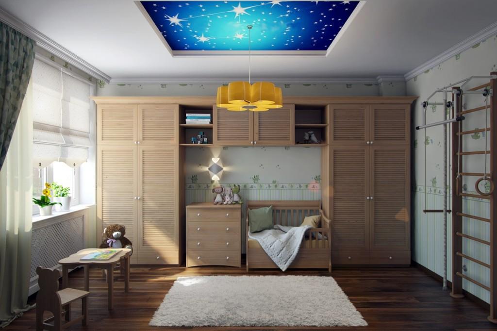 40 habitaci nes de ni os dise os brillantes y coloridos for Diseno de habitaciones para ninos
