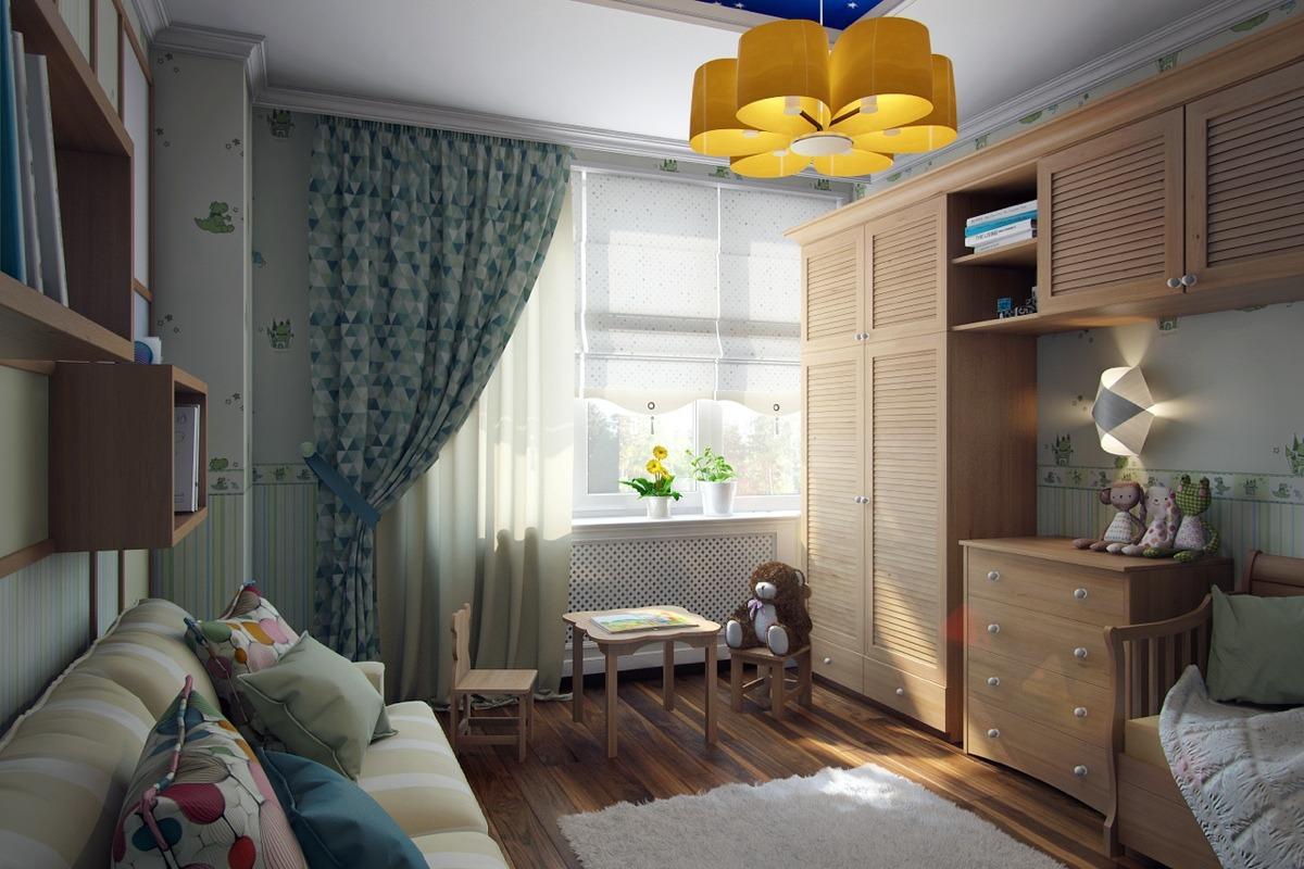 Ребенок и взрослые в одной комнате фото интерьеров
