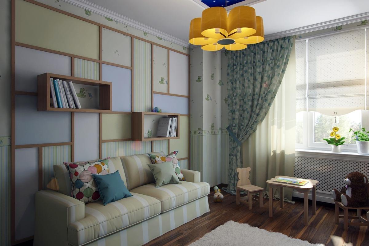 40 Habitaciónes de niños diseños, brillantes y coloridos, con ...