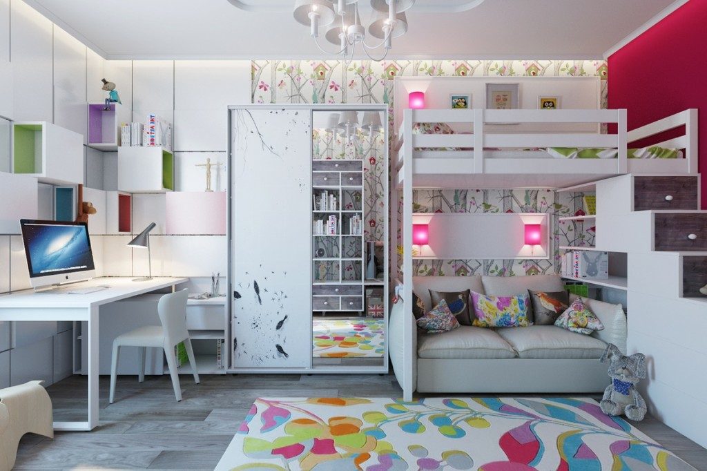 dormitorios de niños artisticos tikinti (5)