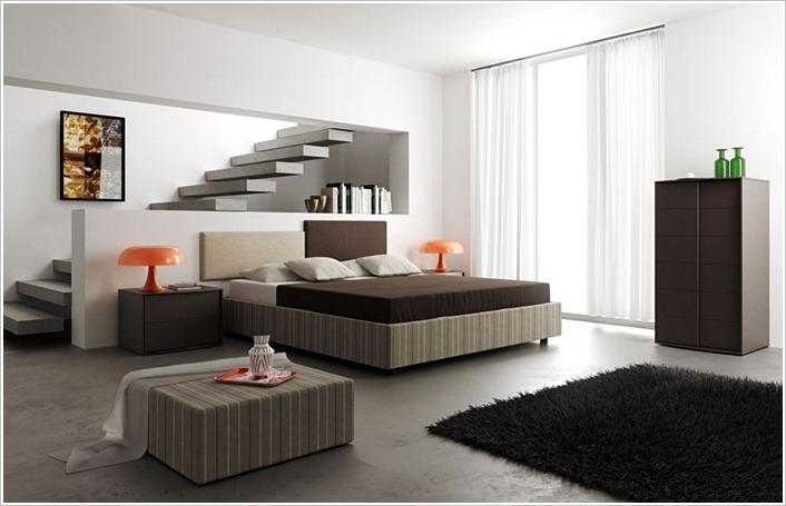 10 dise os de dormitorios junto a una una escalera tikinti