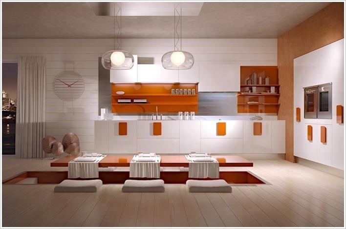 16 cocinas ultra modernas tikinti