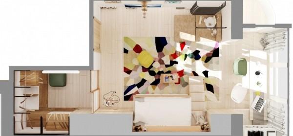 interiores simples -tikinti (11)