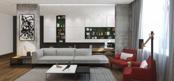 interiores simples -tikinti (8)