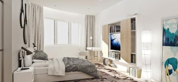 interiores simples -tikinti (9)