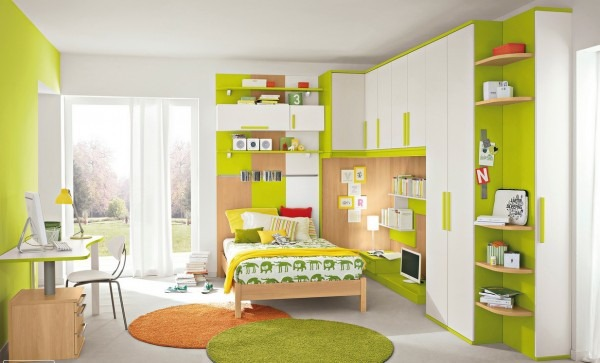 Small Kids Room For Two Boys